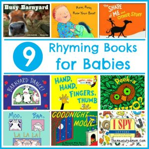 Rhyming Books for Babies