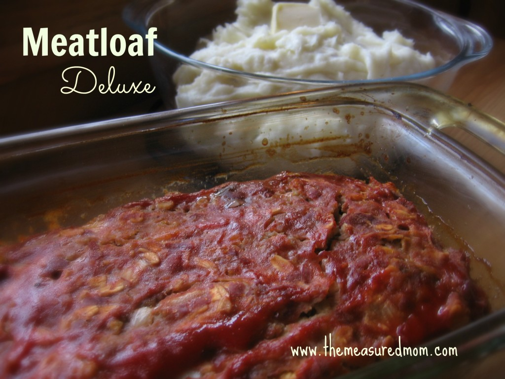 Our whole family loves this meatloaf recipe! Check it out!