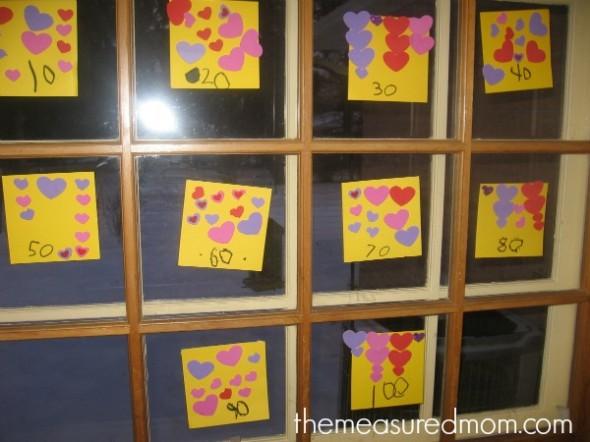 paper on window
