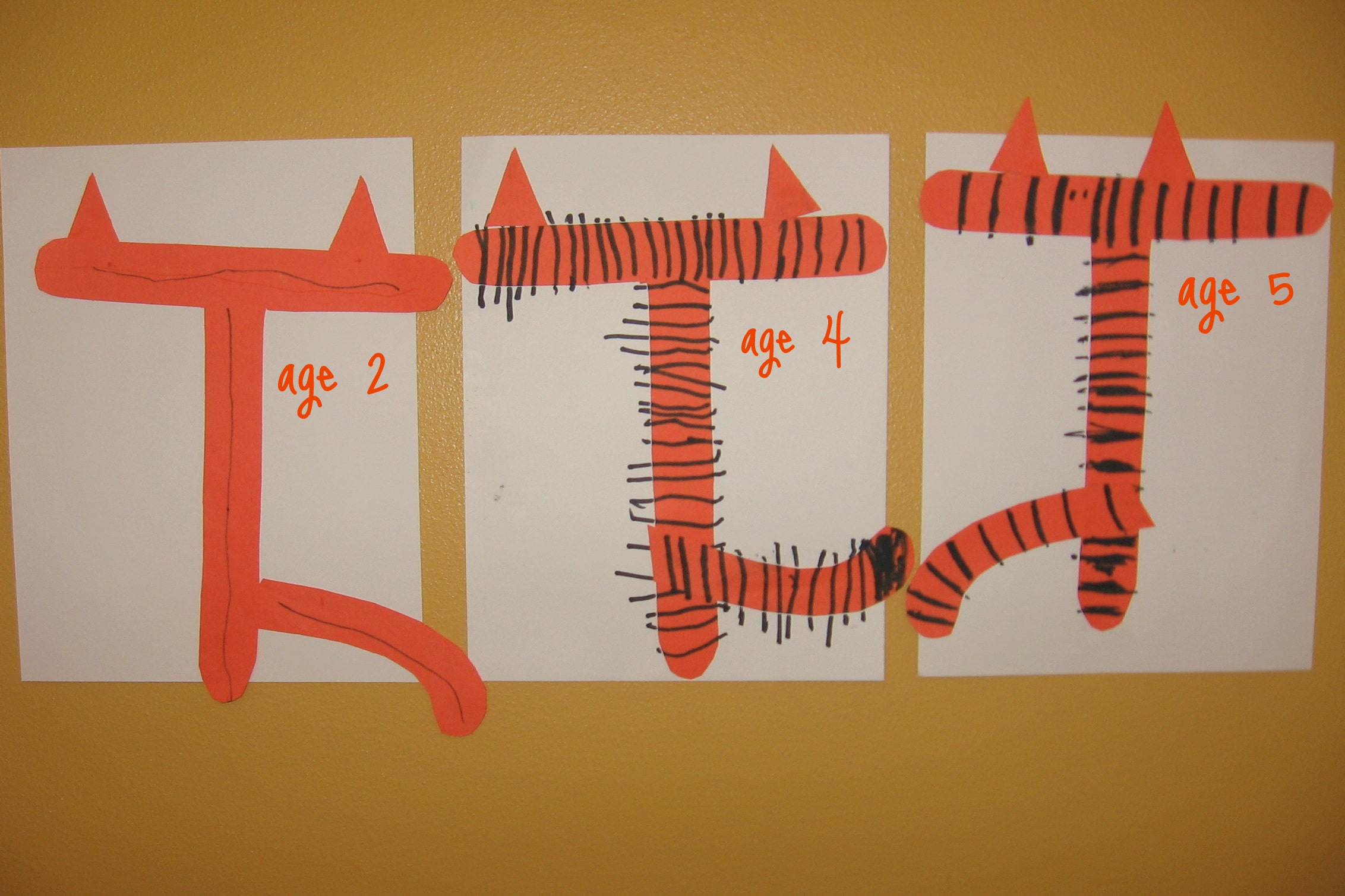 Preschool Crafts For Letter T The Measured Mom