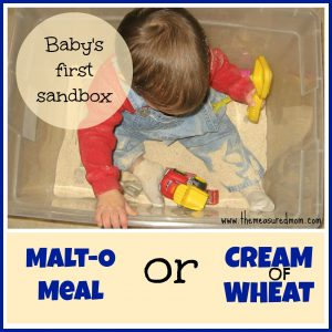 Baby's First Sandbox