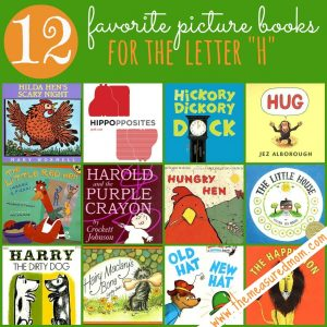12 Books to Read for Letter H