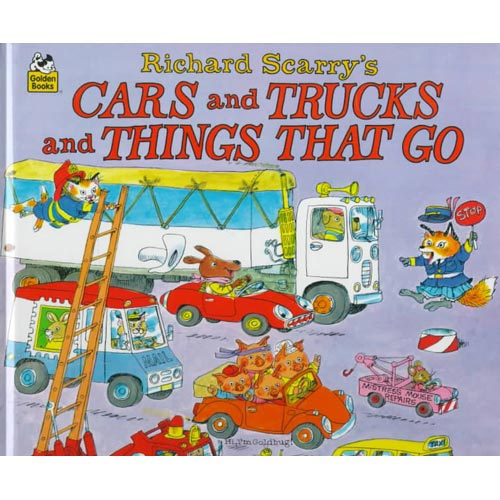 best childrens books about cars