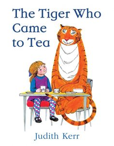 tiger who came