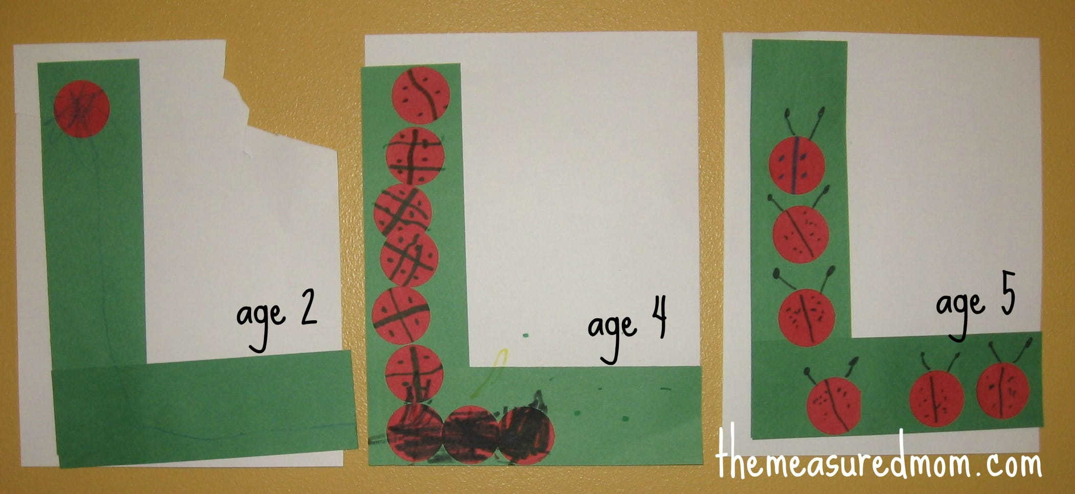 11 Crafts for Preschool: The Letter L   The Measured Mom