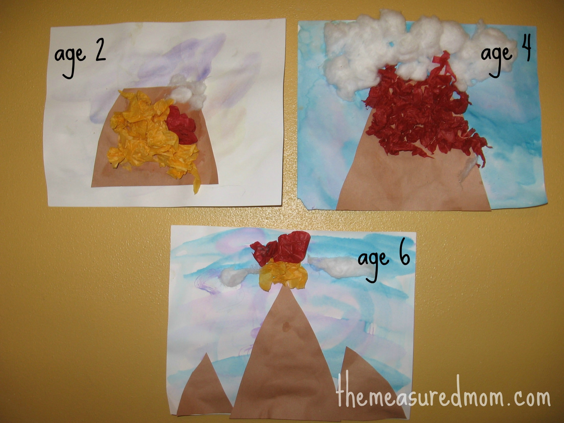 8 crafts for letter v the measured mom for Arts and crafts for daycare