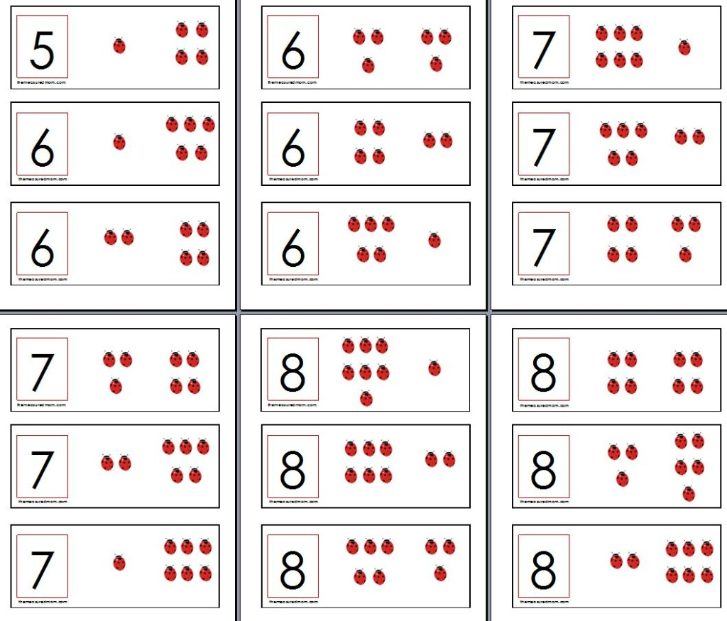 flip card patterns