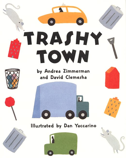 trashy town Books for Letter T