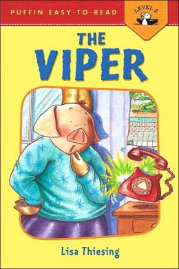 viper 8 Letter V Books: A Letter of the Week Book List
