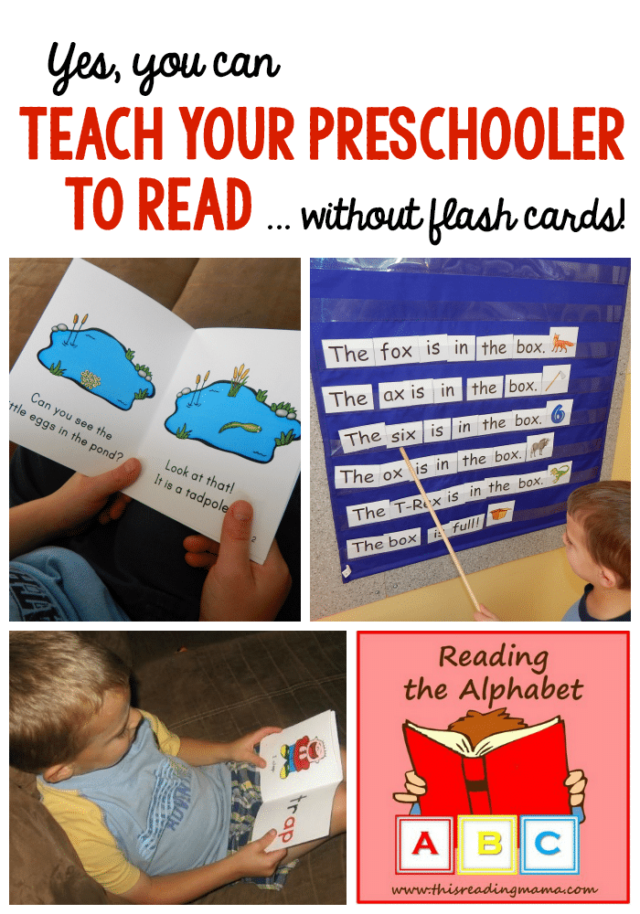 Want to know how to teach preschoolers to read? This is our favorite curriculum. And it's FREE!