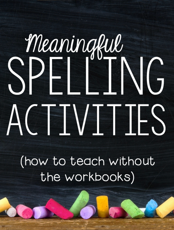 meaningful-spelling-activities