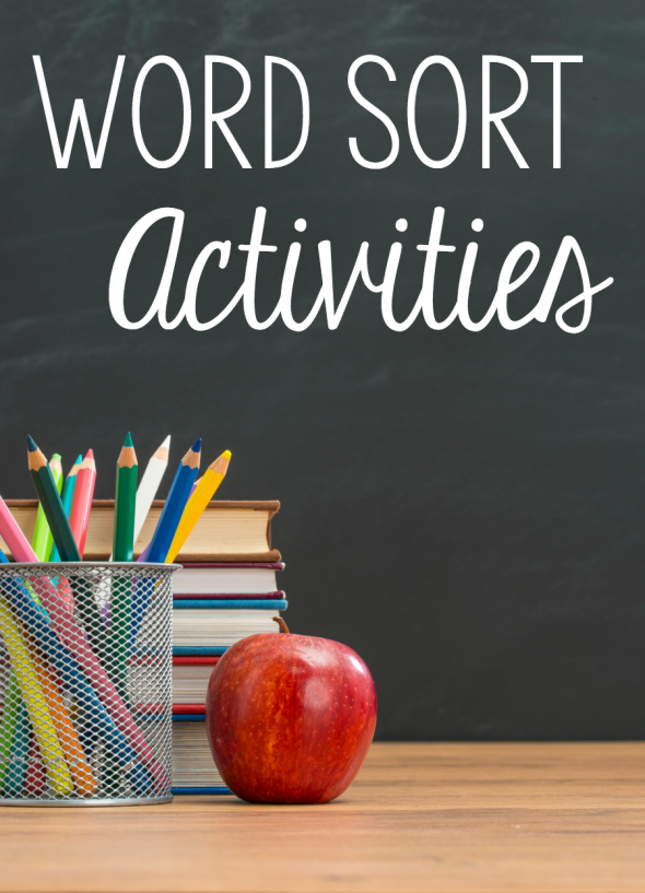 Looking to spice up your spelling instruction? Here's how to make spelling interesting using word sort activities.
