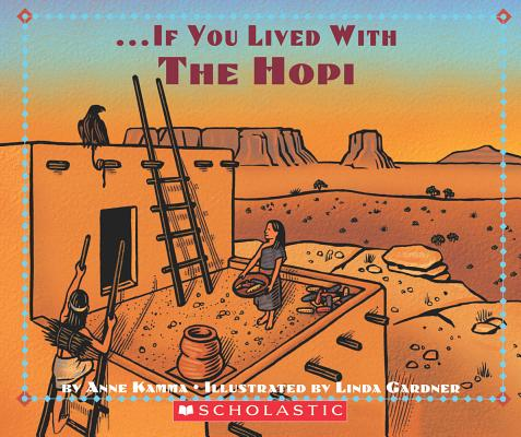If-You-Lived-with-the-Hopi-Indians-Kamma-Anne-9780590397261