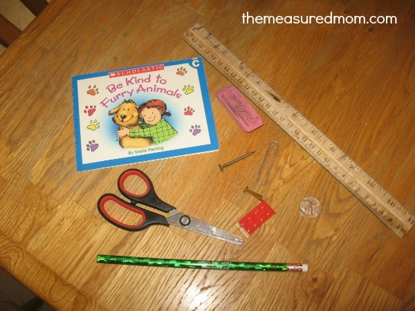 Check out our simple sensory fun for learning about magnets - just right for preschoolers and kindergartners!