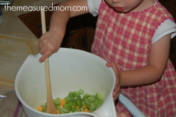 7 things kids learn in the kitchen (2) - the measured mom