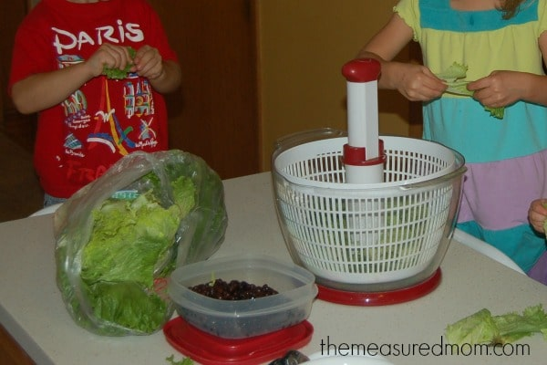 7 things kids learn in the kitchen (3) - the measured mom