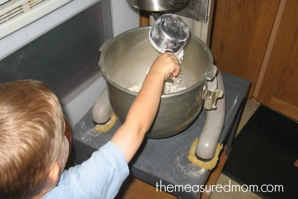 7 things kids learn in the kitchen (4) - the measured mom