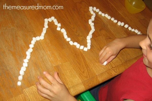 fun handwriting practice for preschoolers (5) - the measured mom
