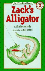 Zacks Alligator
