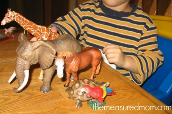 Math Activities With Animals For Preschoolers Simple And