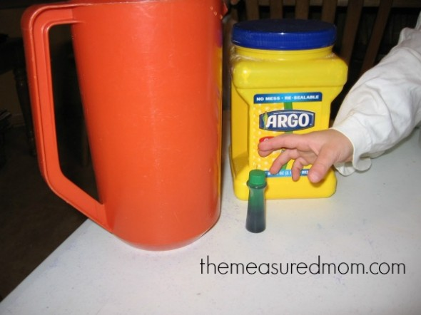 easy sensory activity (2) - the measured mom