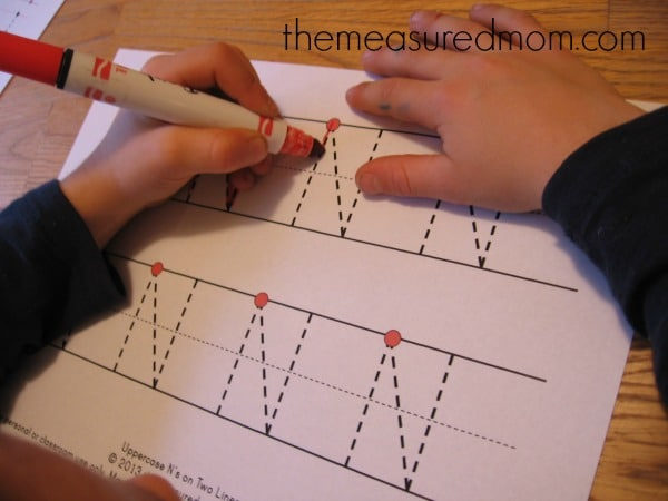 Make N (2) - the measured mom