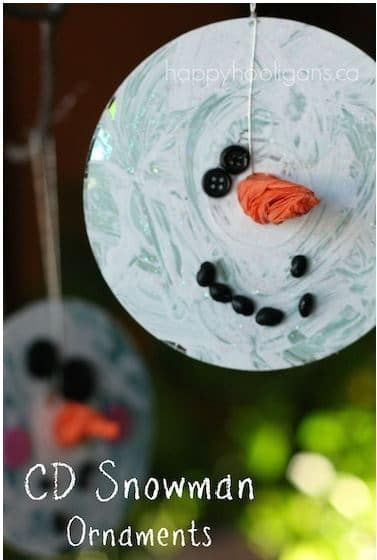 Christmas crafts for first, second, and third graders - The Measured Mom