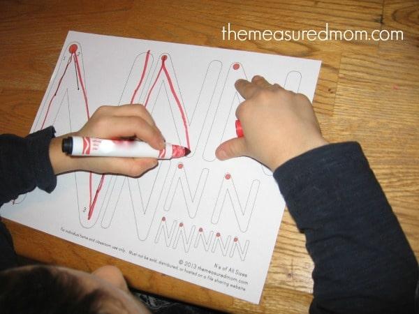 make N (1c) - the measured mom