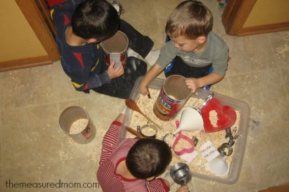 teach short a with sensory play (5) - the measured mom