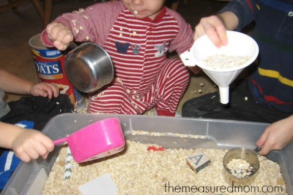 teach short a with sensory play (7) - the measured mom