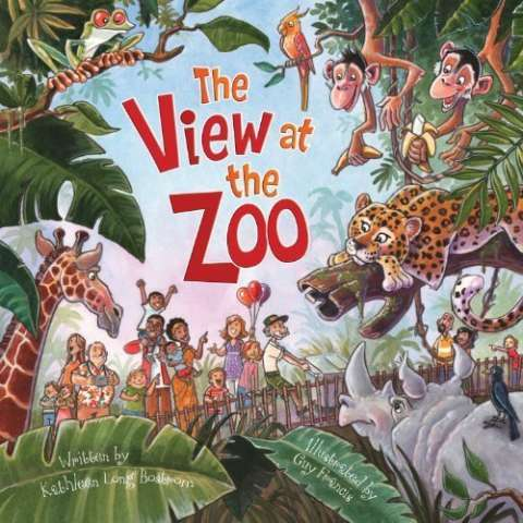 view at the zoo