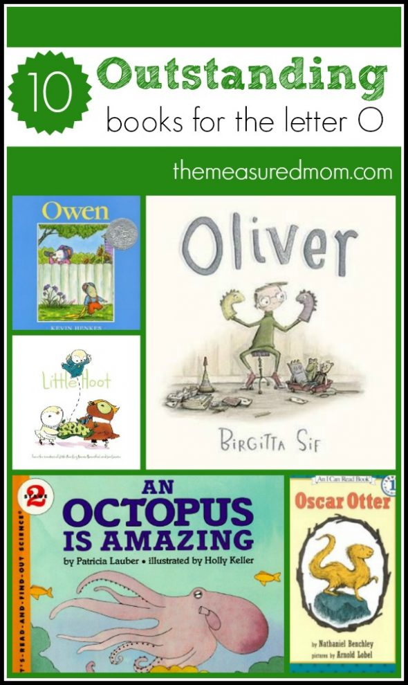 10 books to read for letter o