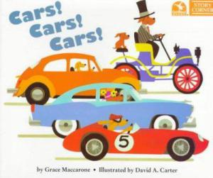 cars cars cars Books to Read for Letter C