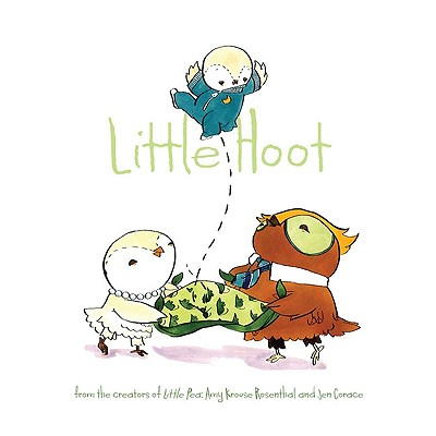 o book (4) little hoot