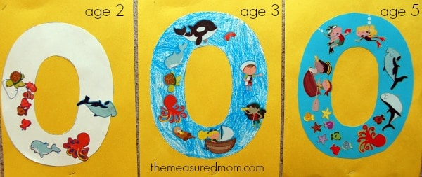 Letter O Crafts For Preschool Kindergarten The Measured Mom