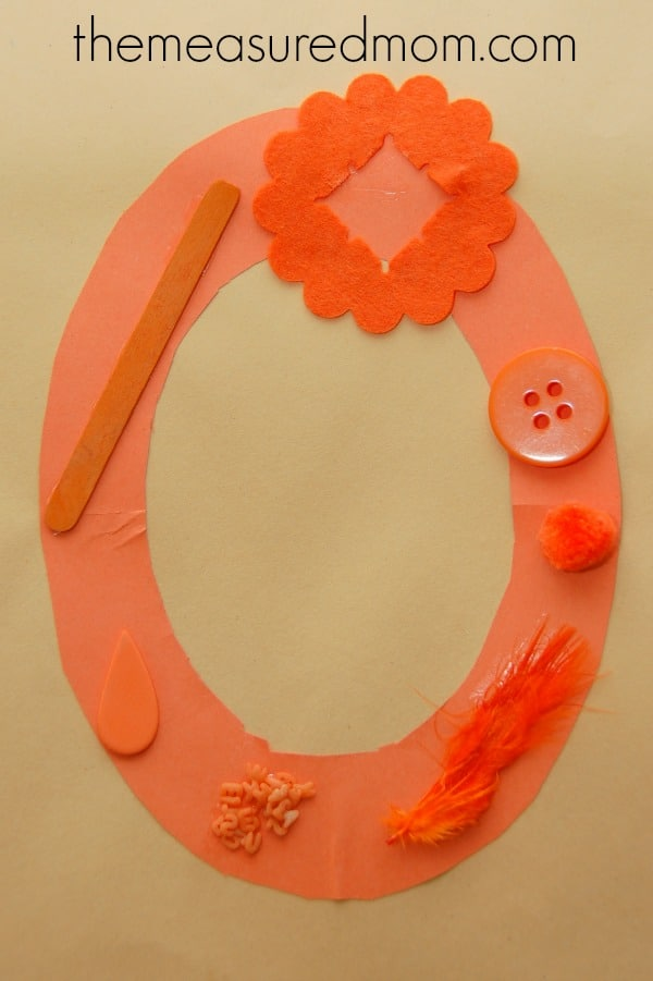 Looking for Letter O crafts to use with kids ages 3-5? Check out this collection of 10 fun projects!
