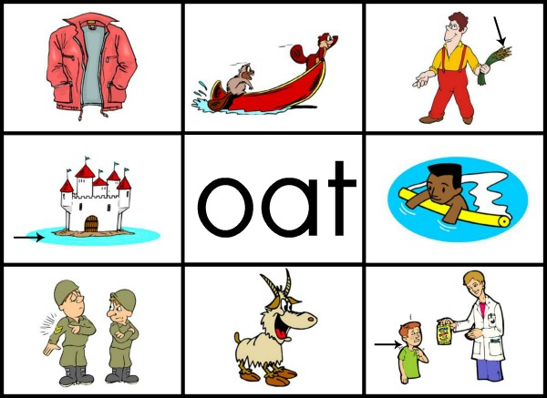 Give your students practice with reading long o word families by assembling these FREE literacy centers!