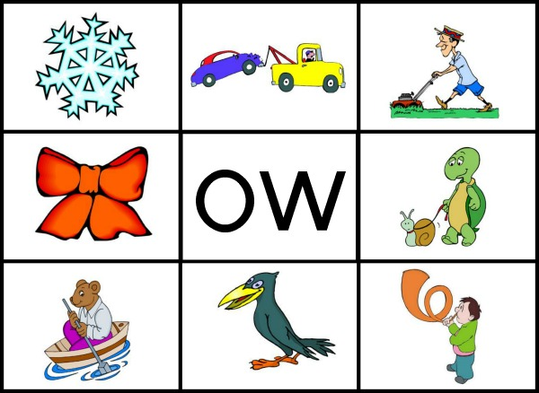 Long O Word Families 8 Free Read 'n Stick Mats The Measured Mom. Give Your Students Practice With Reading Long O Word Families By Assembling These Free Literacy Centers. Worksheet. Ow Words Worksheet At Clickcart.co