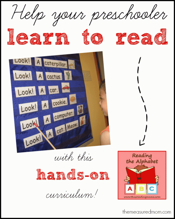 Learn to read with these free resources from preschool through second grade!