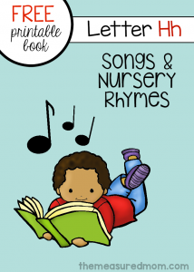 Little Letter H Book: Rhymes & Songs