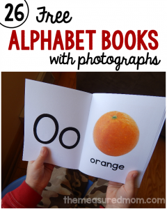 26 Simple alphabet books for babies, toddlers, and preschoolers