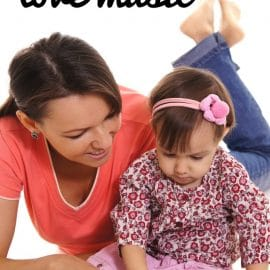 Simple music activities that will help your child love music
