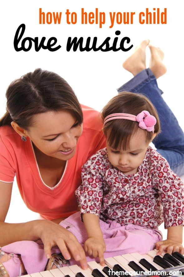Want to learn how to raise a musical child? Try these top tips!