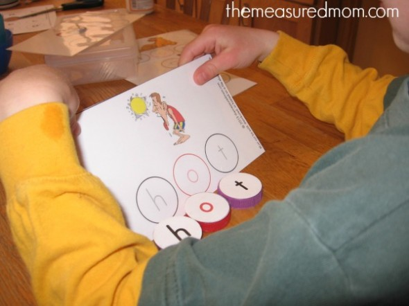 phonics practice activity 3 - the measured mom
