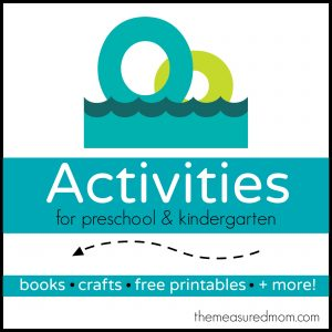 Letter O Activities - the measured mom