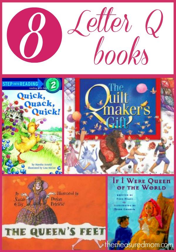 Letter Q Books For Preschoolers The Measured Mom