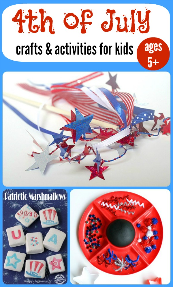 4th Of July Crafts And Activities For Kids The Measured Mom