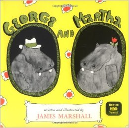 george and martha 15 Favorite stories for kids   books for the Letter G