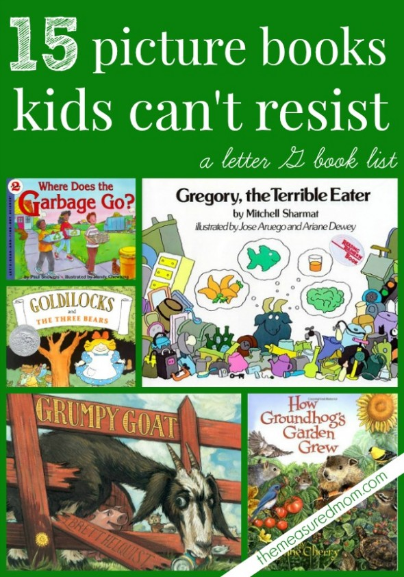 Check out this list of 15 favorite stories for kids. Your kids are sure to find some new books to love!
