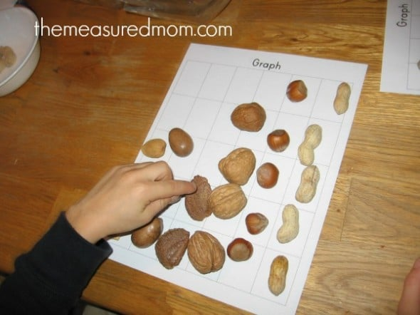 So many fun graphing activities for kindergarten and preschool!